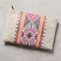 Rostela Clutch by Penelope Chilvers Pink One Size Clutches
