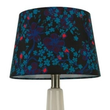 Xhilaration® Floral Print Lamp Shade - Small