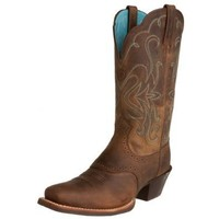 Ariat Women's Legend Boot,Distressed Brown,9 M US