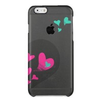 Two halves make one heart Part II Uncommon Clearly™ Deflector iPhone 6 Case