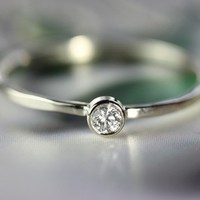 Love Ring Every Day Jewelry by louisagallery on Etsy