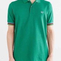 Fred Perry Bradley Stripe Tipped Polo Shirt-
