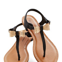 ModCloth Pretty and Perf Sandal