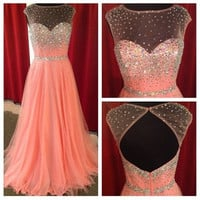 Pink Prom Dresses,Long Prom Dresses,Bridesmaid Dresses,Evening Dresses,Formal Dresses,Maxi Dresses,Homecoming Dresses,Mother Of The Bridal