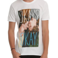 The Fault In Our Stars Okay Poster T-Shirt