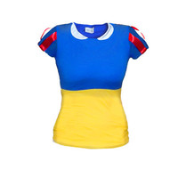 Snow White T-shirt Disney Princess Made to Order