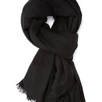 FOREVER 21 Frayed Scarf