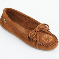 Minnetonka x Hello Kitty Women's Moccasin: Brown