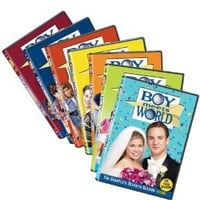 Boy Meets World: The Complete Series