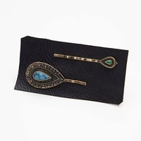 Free People Symbology Bobby Pins