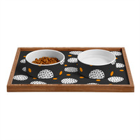 Elisabeth Fredriksson Dot Party 1 Pet Bowl and Tray