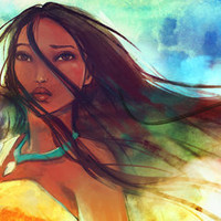 The Wind... Art Print by Alice X. Zhang | Society6
