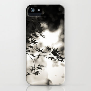 Japanese Maple 02 iPhone Case by noirblanc777   Society6