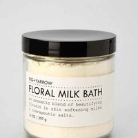 Fig + Yarrow Floral Milk Bath Soak- Assorted One