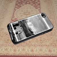 the 1975 band album cover art - phone case for iphone 4/4s,5,5s,5c,6. ipod touch 4,5. samsung galaxy s3,s4,s5