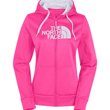 The North Face Women's Jackets & Vests FLEECE WOMEN'S FAVE HALF DOME FULL ZIP HOODIE