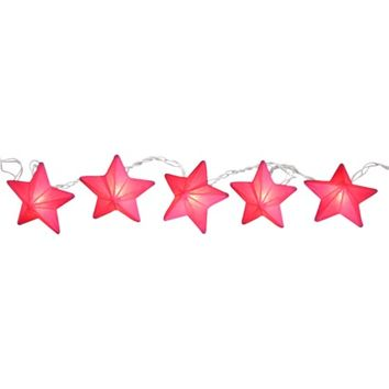 Xhilaration® Paper Star String Lights