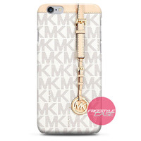 Michael Kors MK Bag Texture Print iPhone Case 3, 4, 5, 6 Cover