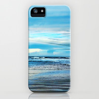 Run To The Ocean iPhone & iPod Case by Oksana's Art