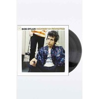 Bob Dylan: Highway 61 Revisited Vinyl - Urban Outfitters