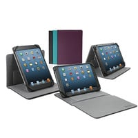 Leather Case with Three-way Stand for iPad® mini Tablet