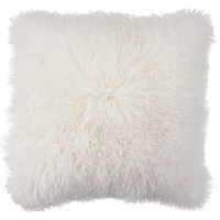 """Mongolian Pillow 22"""" 