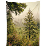 Catherine McDonald Into The Mist Tapestry