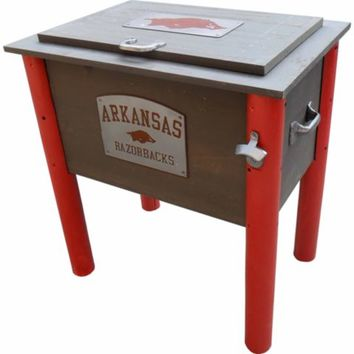 "Country Cooler® 54 qt. Arkansas ""Razorbacks"" Cooler"
