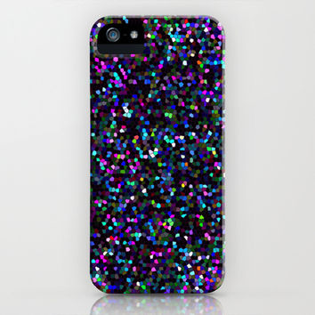 Mosaic Texture G45 iPhone & iPod Case by MedusArt