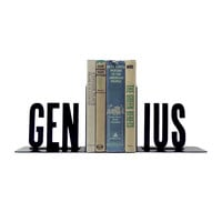 Genius Bookends
