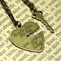 He Who Holds The Key Necklace