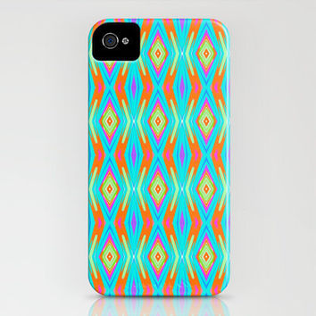 Fire & Ice iPhone Case by Lisa Argyropoulos | Society6