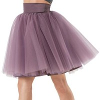 High-Waisted Ballerina Skirt - Balera