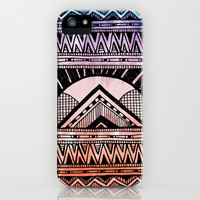 Surf Afternoon iPhone Case by Jewelwing | Society6