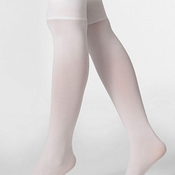 American Apparel - Opaque Over-the-Knee Sock