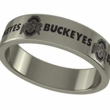 Buy High Quality Ohio State Buckeyes Stainless Steel Band With Fast Free Shipping
