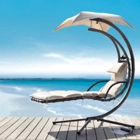 RST Outdoor Dream Chair Chaise Lounger Patio Furniture (Discontinued by Manufacturer)