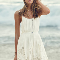 Tie-back Embroidered Cover-up - Victoria's Secret