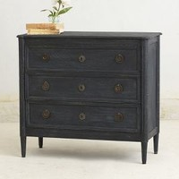 Washed Wood Dresser by Anthropologie