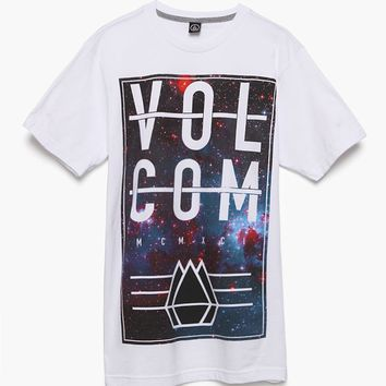 Volcom Ethereal T-Shirt - Mens Tee - White