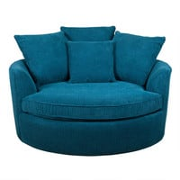 Nest Furniture Faster Chair - Bumps Teal