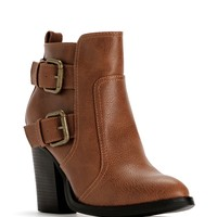 Sale-brown Fall Lover Boots
