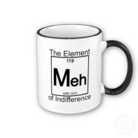 Element MEH Coffee Mug from Zazzle.com