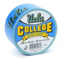 Duck Brand 240388 UCLA College Logo Duct Tape, 1.88-Inch by 10 Yards, Single Roll