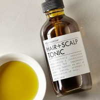 Fig + Yarrow Hair + Scalp Tonic Brown One Size Fragrance