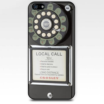 pay phone black pay phone print iphone case,ipod case,samsung galaxy case available plastic rubber case waterproof B009