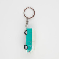Vw Bus Led Keychain Green One Size For Men 22783850001