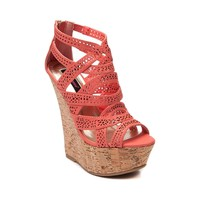 Womens Dollhouse Event Wedge