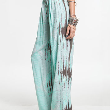 Drop of Rum Mint Hippie Pant