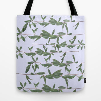 bucket Tote Bag by Austeja Saffron